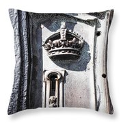 Keys To The Castle Throw Pillow