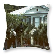 Keywest Throw Pillow by Steve Karol