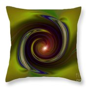 Ki Series. 19 W Throw Pillow