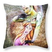 Kiara Throw Pillow
