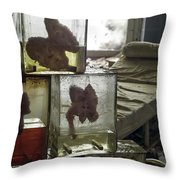 Kidneys Throw Pillow