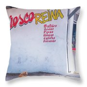 Kiesco Reina Throw Pillow