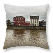 Kilkenny, Ireland Throw Pillow