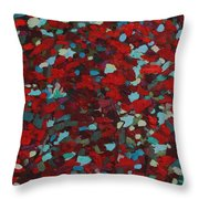 Killarney In The Fall Throw Pillow