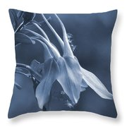 Killing Me Softly Throw Pillow