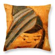 Kim - Tile Throw Pillow