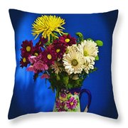 Kind Thoughts Throw Pillow