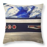 Kinda Impala Throw Pillow