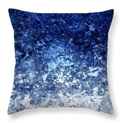 Kinetic - Vertical Throw Pillow