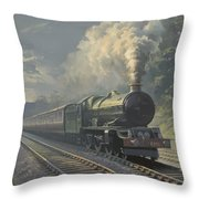 King Edward Vi Throw Pillow
