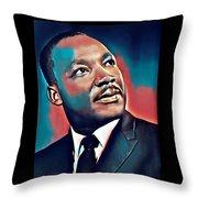 King Throw Pillow