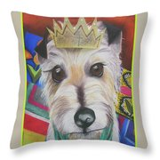 King Louie Throw Pillow