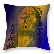 King Of Kingz 2 Throw Pillow