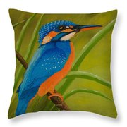 Waiting For You Throw Pillow