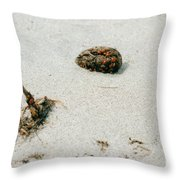 King Of The Castle Throw Pillow