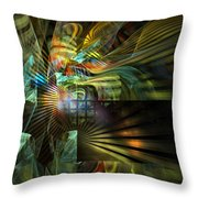 Kings Ransom Throw Pillow