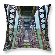 Kinzua Throw Pillow