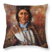 Kiowa Throw Pillow