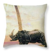 Kipling: Just So Stories Throw Pillow