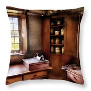 Kitchen - Nothing Ordinary Throw Pillow by Mike Savad