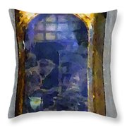 Kitchen Alchemy Throw Pillow