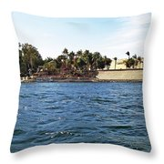 Kitchener Island Aswan Throw Pillow
