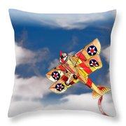 Kite Dreams Throw Pillow