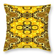 Kittens In Disguise Throw Pillow