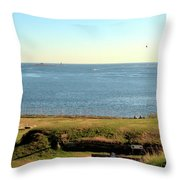 Kittery Point 2 Throw Pillow