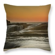 Kiwanda Tumble Throw Pillow
