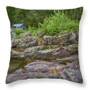 Klepzig Mill Ozark National Scenic Riverways Dsc02803 Throw Pillow