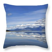 Kluane Summer Throw Pillow