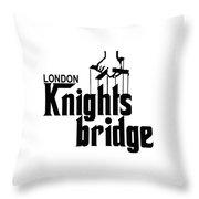 Knightsbridge Throw Pillow