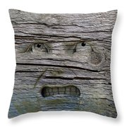 Knot Happy Throw Pillow