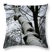 Knoted Throw Pillow