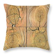Knots #1 Throw Pillow