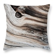 Knotted Throw Pillow