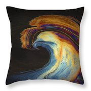 Know My Way Throw Pillow