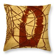 Known - Tile Throw Pillow