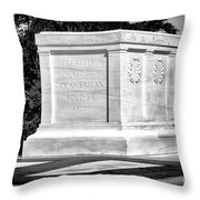 Known But To God Throw Pillow