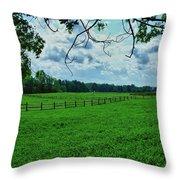 Knox Farm 1786 Throw Pillow