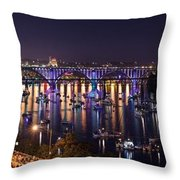 Knoxville Throw Pillow