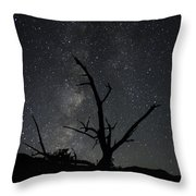 Kodachrome Basin Night Sky 2957 Throw Pillow
