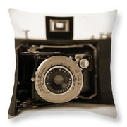 Kodak Diomatic Throw Pillow