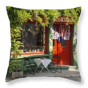Kokina Gifts Throw Pillow