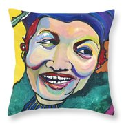 Koko Vivienne Throw Pillow