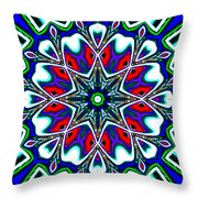 Kono Throw Pillow