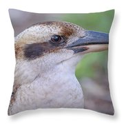 Kookaburra 12 Throw Pillow