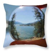Kootenay Dream Throw Pillow