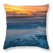 Kotzebou, Alaska Throw Pillow